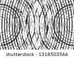 radial grunge overlay texture...   Shutterstock .eps vector #1318503566