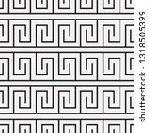 vector seamless pattern.... | Shutterstock .eps vector #1318505399
