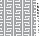 vector seamless pattern.... | Shutterstock .eps vector #1318505723