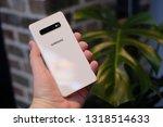 london  february 2019  recently ... | Shutterstock . vector #1318514633