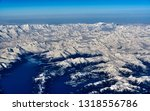Snow Capped Mountains  Inlets ...