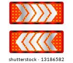direction sing illustration | Shutterstock .eps vector #13186582