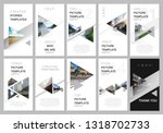 creative social networks... | Shutterstock .eps vector #1318702733