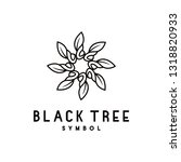 star logo  beauty icon  ... | Shutterstock .eps vector #1318820933