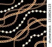 seamless pattern background... | Shutterstock .eps vector #1318826123