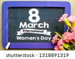 women's day card or background   Shutterstock . vector #1318891319