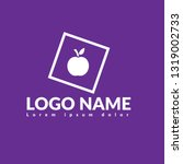 apple logo concept. designed...