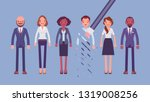 person rubbed out and removed... | Shutterstock .eps vector #1319008256