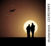 Old Lovers And Flying Aircraft...