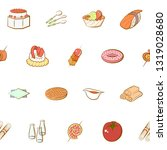 food images. background for... | Shutterstock .eps vector #1319028680