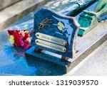 paris  france   september 09 ...   Shutterstock . vector #1319039570
