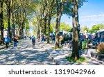 paris  france   september 09 ...   Shutterstock . vector #1319042966