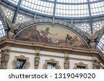 milan  italy   february 3  2019 ... | Shutterstock . vector #1319049020