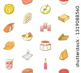 food images. background for... | Shutterstock .eps vector #1319088560