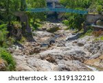 scenery around vals les bains ... | Shutterstock . vector #1319132210