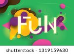 abstract background design with ... | Shutterstock .eps vector #1319159630