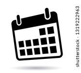 calendar  simple icon