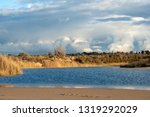 view of pictorial landscape of... | Shutterstock . vector #1319292029