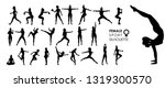 female women sport  dance ...