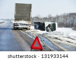 Lorry Trailer Car Crash Smash...