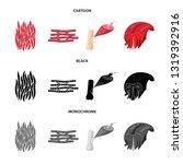 vector illustration of fiber...   Shutterstock .eps vector #1319392916