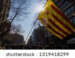 barcelona  catalonia spain ... | Shutterstock . vector #1319418299