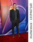 Small photo of LOS ANGELES - FEB 20: Warren Christie at the NBC's Los Angeles Mid-Season Press Junket at the NBC Universal Lot on February 20, 2019 in Universal City, CA