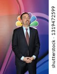 Small photo of LOS ANGELES - FEB 20: Chuck Todd at the NBC's Los Angeles Mid-Season Press Junket at the NBC Universal Lot on February 20, 2019 in Universal City, CA