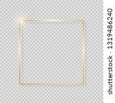 gold paint glittering textured... | Shutterstock .eps vector #1319486240