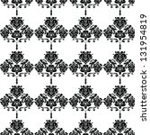 vector seamless pattern | Shutterstock .eps vector #131954819