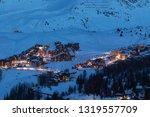 View Of High Altitude Ski...