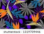 hi quality fashion design.... | Shutterstock . vector #1319709446
