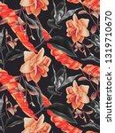 hi quality fashion design.... | Shutterstock . vector #1319710670