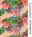 hi quality fashion design.... | Shutterstock . vector #1319717273