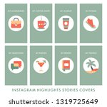 the great beautiful icons for... | Shutterstock .eps vector #1319725649