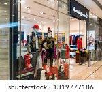 hong kong  feb 22  2018 ... | Shutterstock . vector #1319777186