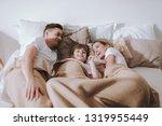 pleasant morning. cheerful...   Shutterstock . vector #1319955449