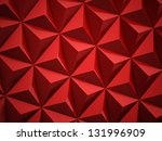 modern red background with... | Shutterstock . vector #131996909