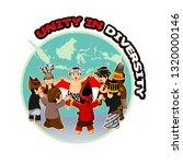 unity in diversity   Shutterstock .eps vector #1320000146