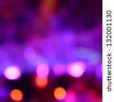 abstract lights  blurred... | Shutterstock . vector #132001130