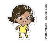 distressed sticker of a cartoon ...   Shutterstock .eps vector #1320011309