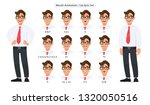 lip sync collection and sound... | Shutterstock .eps vector #1320050516