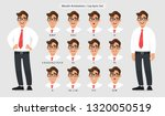 lip sync collection and sound... | Shutterstock .eps vector #1320050519