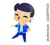 retro cartoon illustration... | Shutterstock .eps vector #1320079523