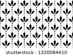 flower geometric pattern.... | Shutterstock .eps vector #1320084410