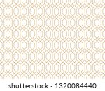 the geometric pattern with... | Shutterstock . vector #1320084440