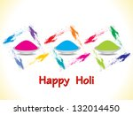 colorful background design for... | Shutterstock .eps vector #132014450
