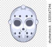 hockey goalie mask icon in...   Shutterstock .eps vector #1320167246