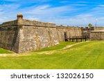 St. Augustine Fort  Castillo D...