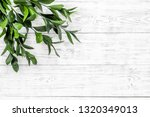 spring branches with small... | Shutterstock . vector #1320349013